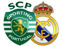 Champions League Golf Short Break   Sporting vs Real Madrid